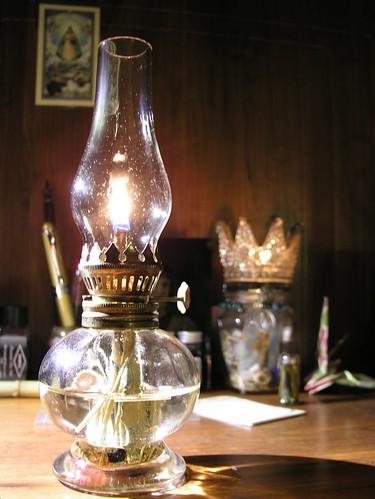road opener lamp