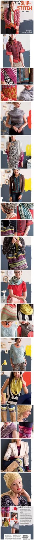 KS: Art of Slip-Stitch Knitting