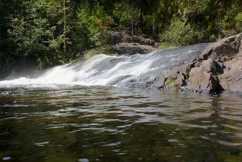 Lower Veteran's Falls