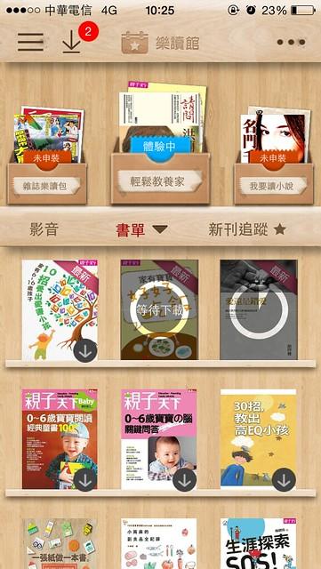 實際抓個幾本書回來看看!@台灣大哥大mybook樂讀館