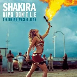 Shakira – Hips Don't Lie (feat. Wyclef Jean)