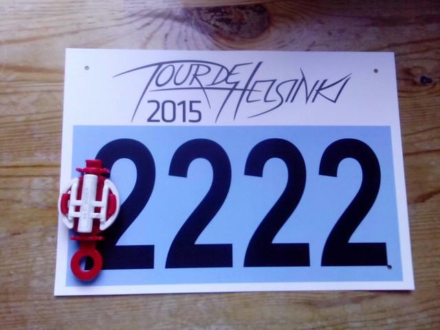 Tour de Helsinki 2015