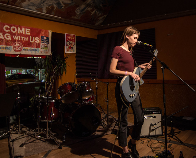 Miniature Horse @ The Pizza Shoppe Collective | 9.4.15 | Benson Femme Fest
