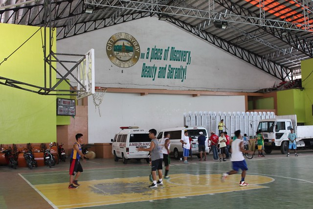 Baybay City Civic Center - June 2015