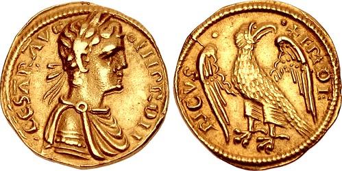 Lot 2197 ITALY, Sicilia Federico I Mezzo Augustale