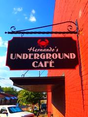 1758 Hernando's Underground Cafe