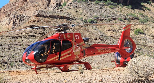 N8959S | Papillon Grand Canyon Helicopters | Eurocopter EC130 B4 | Grand Canyon
