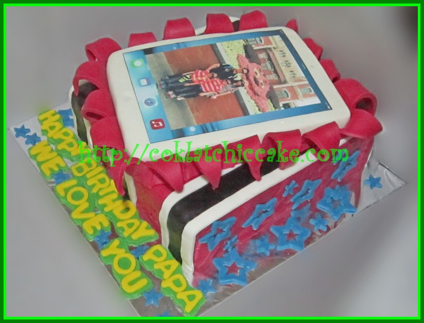 Cake Ipad