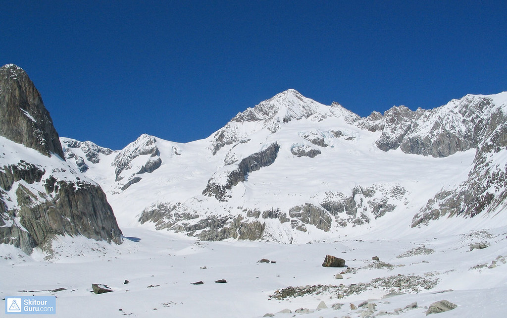 Grosser Aletschhorn Berner Alpen / Alpes bernoises Schweiz foto 23