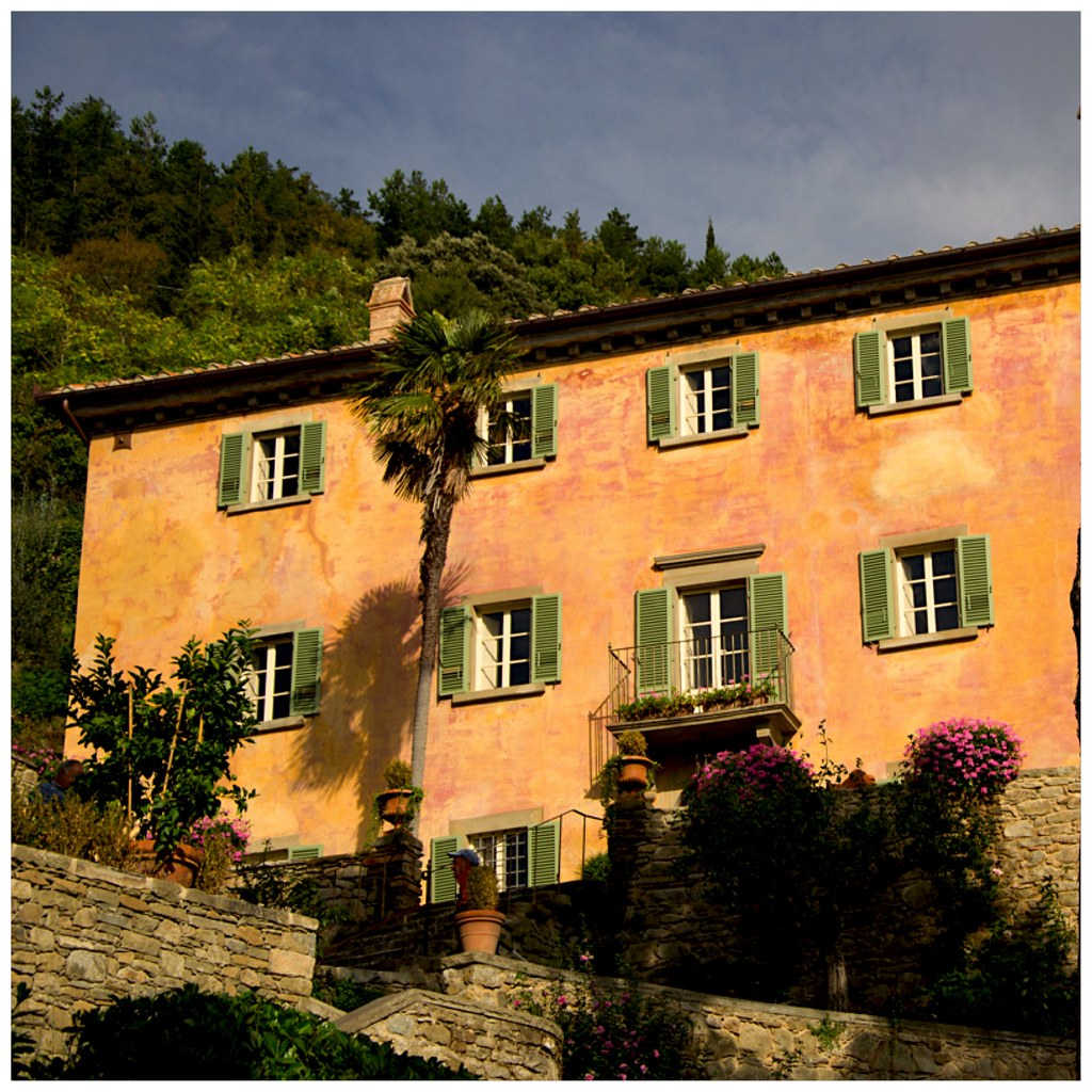 Cortona, la Toscana