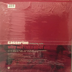 CASSERINE:WHY NOT TAKE ALL OF ME(JACKET B)