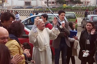 Noicattaro. Padre Ermanno front