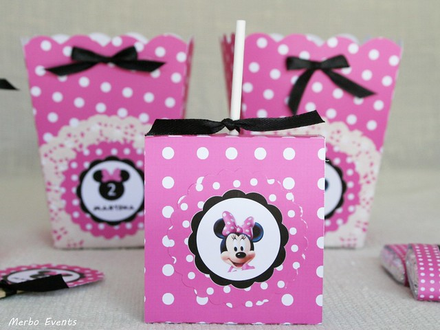 piruletas personalizadas minnie Merbo Events
