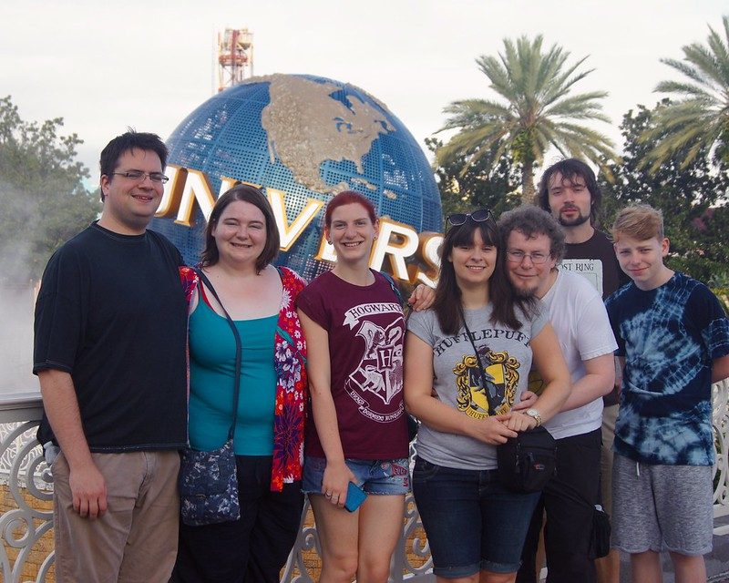 Universal Studios - The Gang