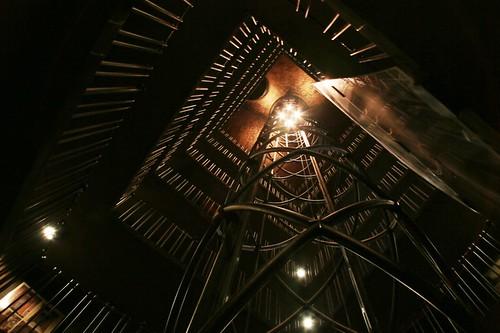 Torre del comune: ascensore