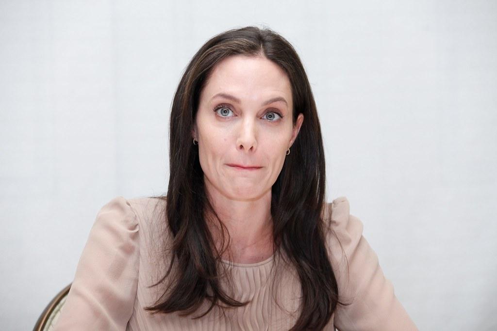 Анджелина Джоли — Пресс-конференция «Лазурный берег» 2015 – 30