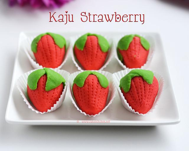 Kaju-strawberry
