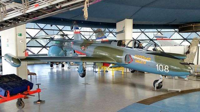 Soko G-2А Galeb c/n 108 Yugoslavian Air Force serial 23108
