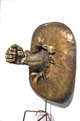 Sculpture de José Torres