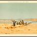 4591 Mey5 Meyers Konversations-Lexikon 5. Auflage 1893–1901 Bibliogr. Institut. in Laipzig Luftspiegelung Gewässer in der Wüste by Morton1905