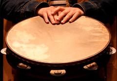 Instrumentos de Muyeres - Pandereta
