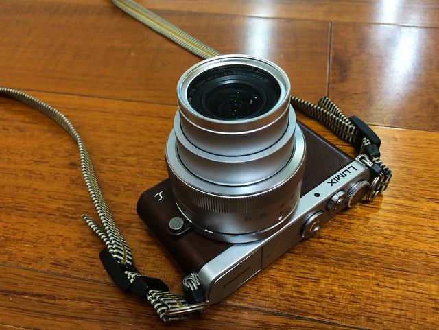 機材 [沼] :レンズ沼&カメラ沼へ・・・。(28) - Panasonic LUMIX GM1S -