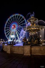 Roue de Paris, Place de la Concorde.