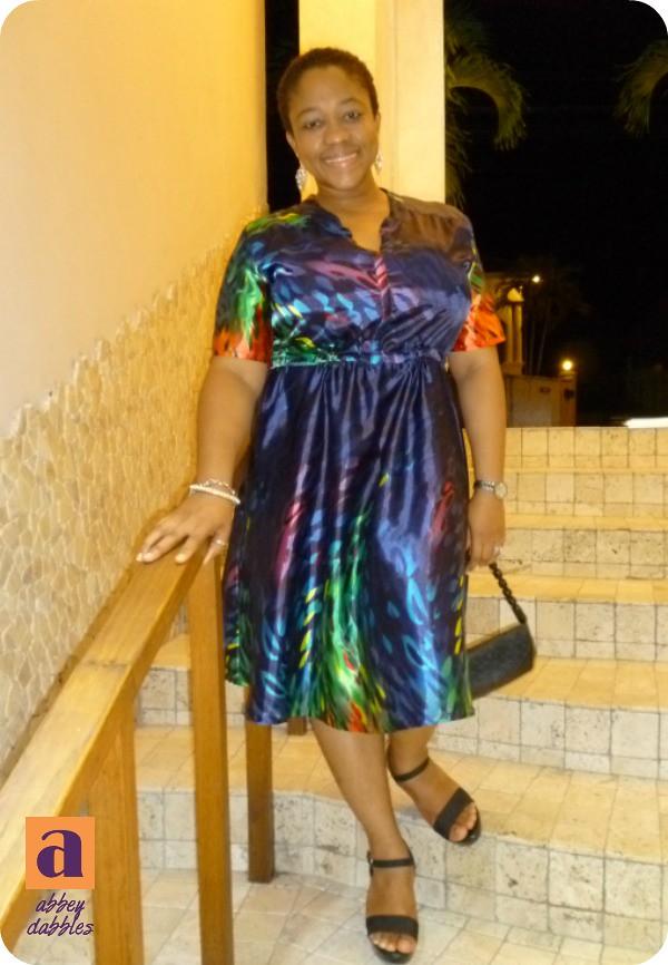 Birthday 3.3 Marigold Dress 01