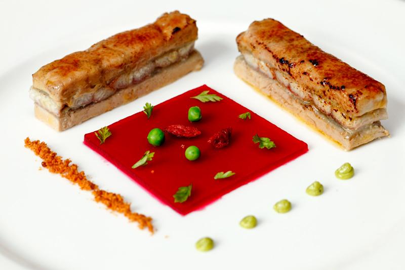 Maison Francaise Foie Gras Beet Root Jelly