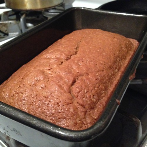 Pumpkin Spice Bread (mix)