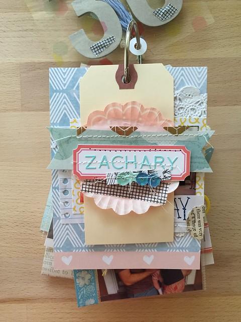 Zachary's mini