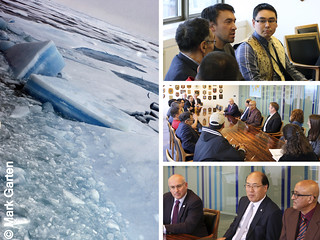 Arctic indigenous leaders at IMO
