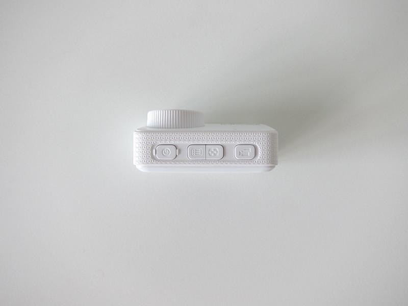 ViDi Action Camera - Top