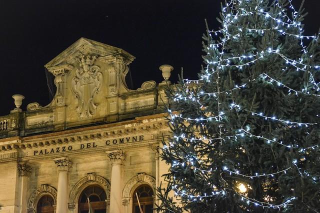Accensione dell'albero di Natale, Nikon D5200, AF-S DX Zoom-Nikkor 17-55mm f/2.8G IF-ED