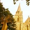 Christ #Church Southgate - #preraphaelite #williammorris