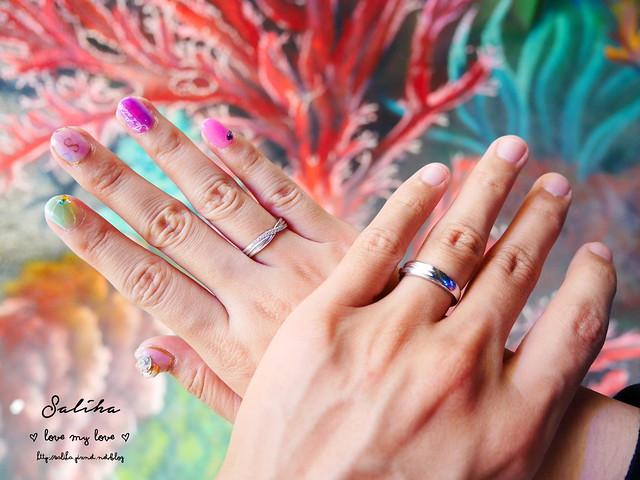婚戒對戒鑽戒結婚戒指 (13)