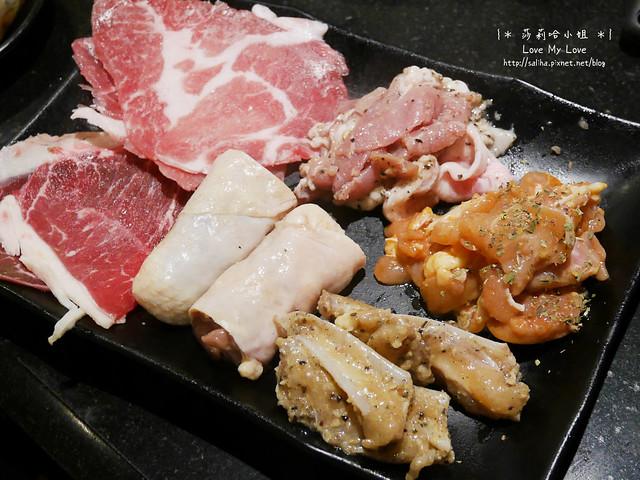 公館瓦崎燒烤吃到飽海鮮燒肉烤肉 (27)