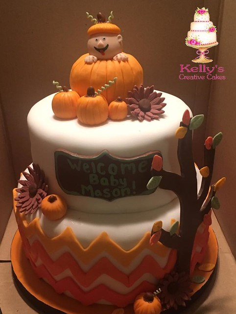 Cake by Kelly Wakeman of Kelly's Creative Cakes