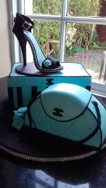 Fashion Cake by Ma Baker the Caker