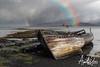 Boat Wrecks at Salen, Isle of Mull