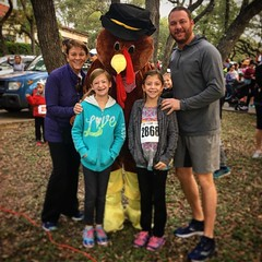 Happy Thanksgiving!  #thanksgiving10k #thedominion #daddydaughters #mymotherisasaint