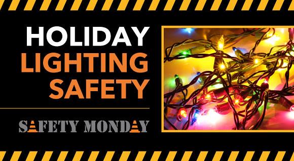 SM Holiday Lighting Safety