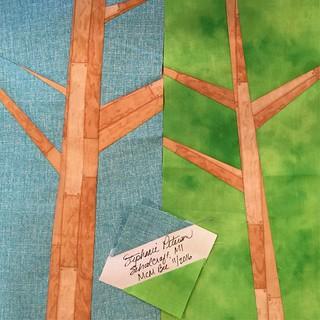Tree blocks for Nancy.