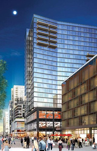 One Seaport Square Renderings