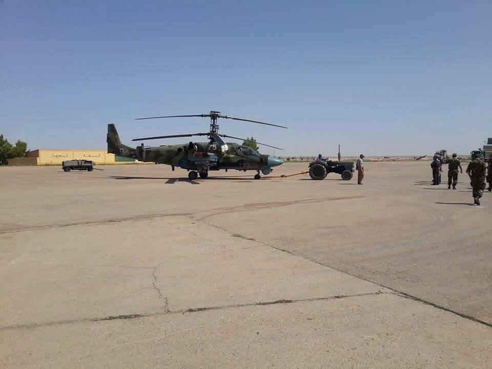مروحيات Ка-52  الجزائر : الجديد - صفحة 7 31360236775_52d2e4a810_o