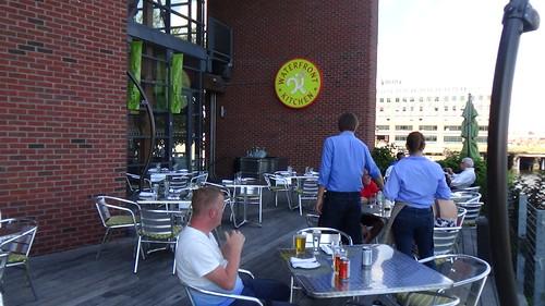 Baltimore Waterfront Kitchen Aug 15