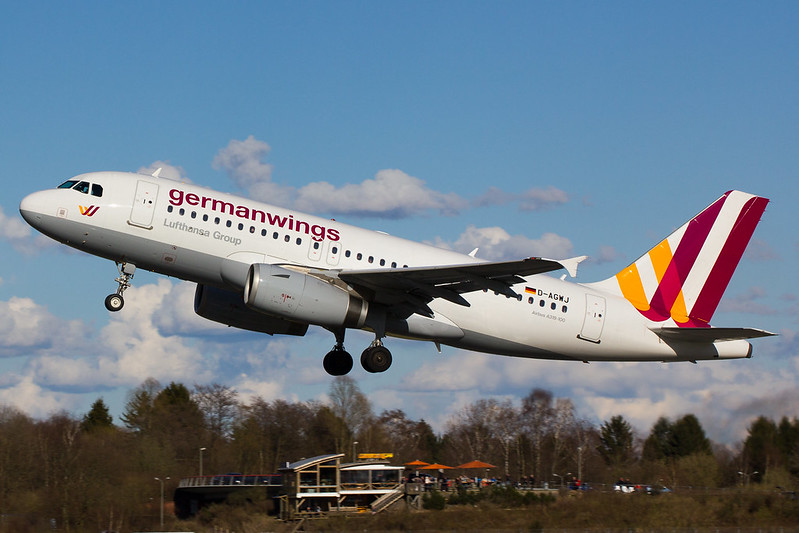 Germanwings - A319 - D-AGWJ (1)