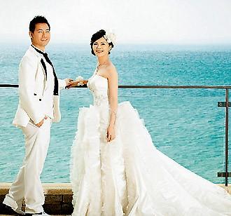 [推薦]低調政商名流的愛情故事都在高雄聖羅雅麗緻婚紗_李眉蓁議員 (6)