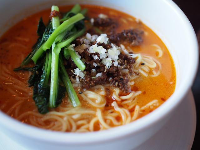 Dandan noodle 担々麺