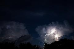 Lightning on August 23th, 2015